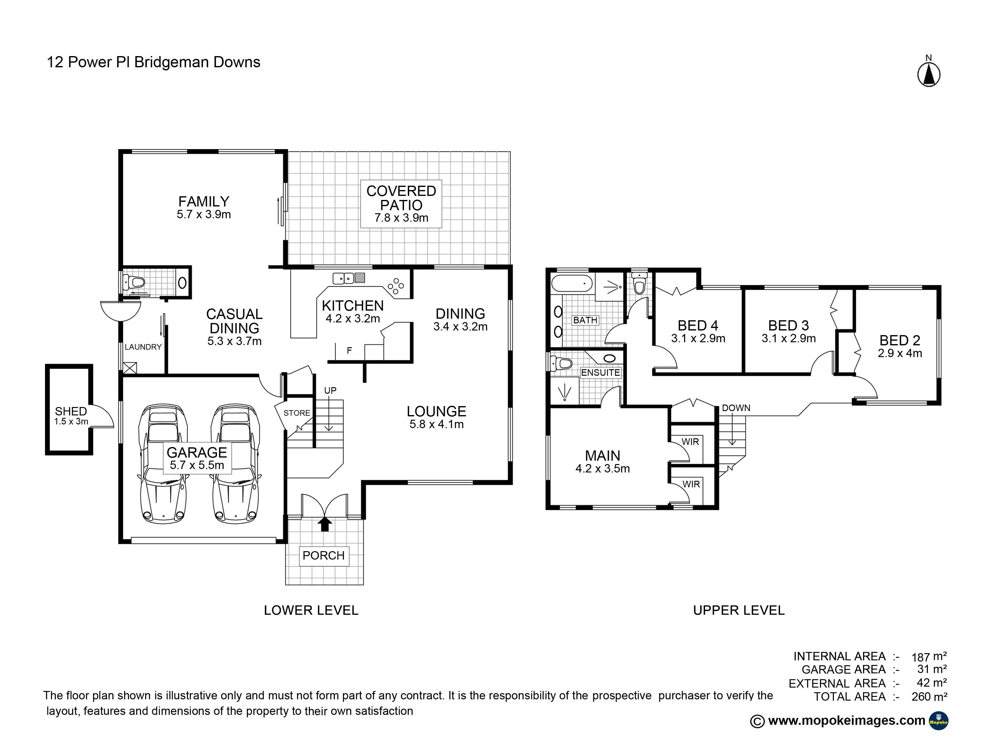 12 Power Place Bridgeman Downs Re Max Northern Realty Valet Intercom Wiring Diagram Floorplan